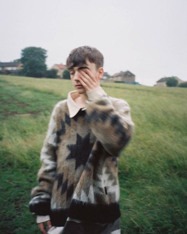 "Scottish Dark-Pop Artist, Dylan Fraser Reflects on His New Single, ""Face Tattoo"""